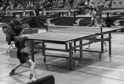 Tennis de table Jouy Vauréal