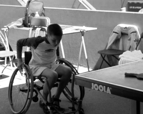 Entrainement tennis de table Jouy Vauréal